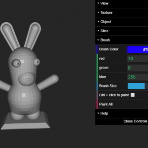 SimplyColor3D: software to make any 3D print MultiColor